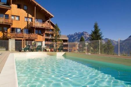 Location au ski Residence Le Hameau Des Ecrins - Puy-Saint-Vincent - Piscine
