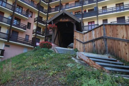 Аренда на лыжном курорте Квартира студия со спальней для 4 чел. (210) - Résidence le Sérac - Puy-Saint-Vincent