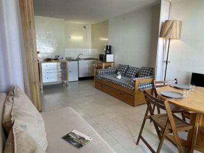 Location au ski Studio 4 personnes (24) - Résidence les Bans - Puy-Saint-Vincent - Appartement