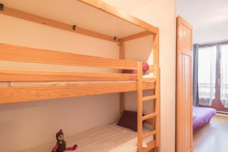Location au ski Studio cabine 4 personnes (205) - Résidence les Ecrins - Puy-Saint-Vincent - Lits superposés