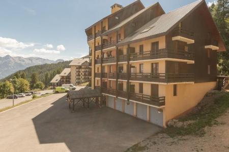 Location au ski Résidence Saphir - Puy-Saint-Vincent