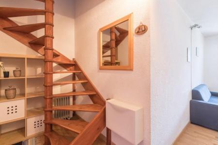Location au ski Studio duplex 4 personnes (310) - Residence Saphir - Puy-Saint-Vincent - Salle de bains