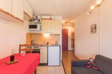 Location au ski Studio duplex 4 personnes (310) - Residence Saphir - Puy-Saint-Vincent - Séjour