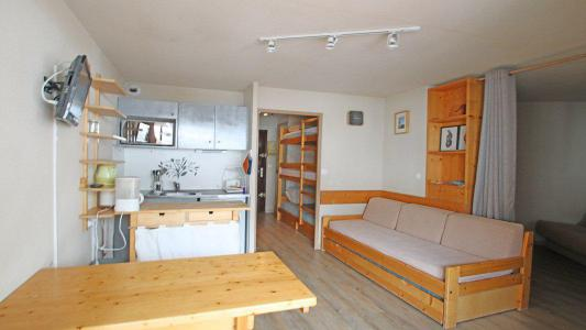 Rent in ski resort Studio sleeping corner 5 people (601) - Résidence St Moritz - Puy-Saint-Vincent