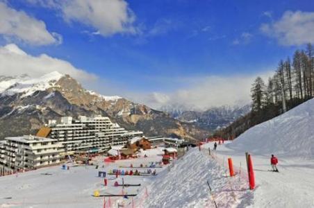 Location au ski Residence Sun Vallee - Puy-Saint-Vincent - Extérieur hiver