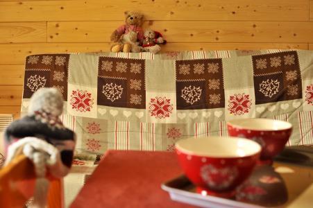 Location au ski Résidences Puy St Vincent 1600 - Puy-Saint-Vincent - Banquette