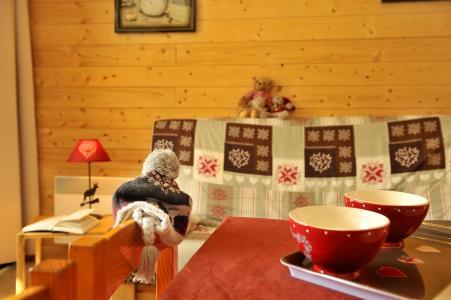 Location au ski Résidences Puy St Vincent 1600 - Puy-Saint-Vincent - Banquette-lit