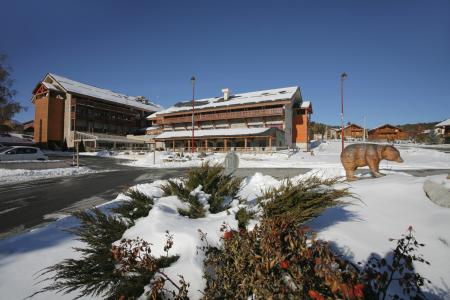Location appartement au ski Residence La Pradella