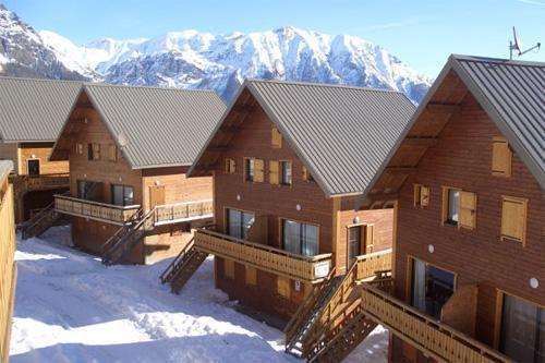 Partir au ski Residence Joubelle