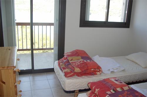 Location au ski Appartement 2 pièces 4 personnes - Residence Du Lac - Réallon - Séjour