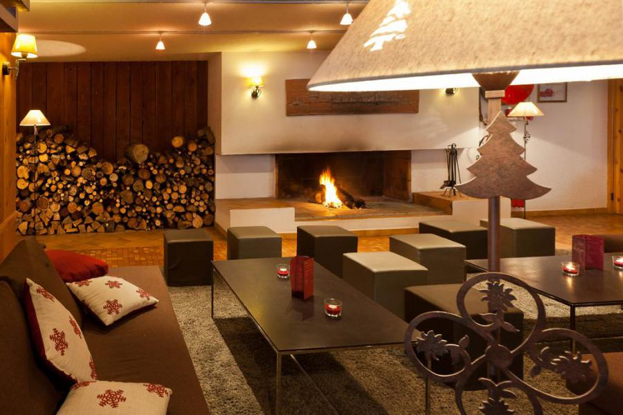 Аренда на лыжном курорте Village Club Les Horizons du Lac - Réallon - внутри