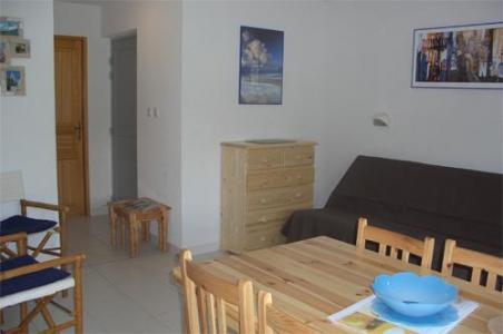 Location au ski Appartement 4 pièces 8 personnes - Residence Du Lac - Réallon - Séjour
