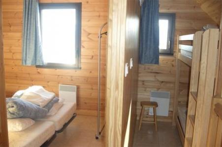 Location au ski Appartement 2 pièces coin montagne 6 personnes - Residence Joubelle - Réallon - Séjour