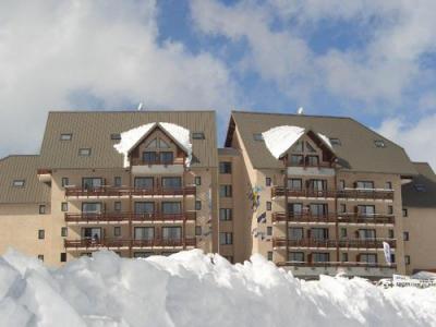 Location Réallon : Residence La Gardette hiver