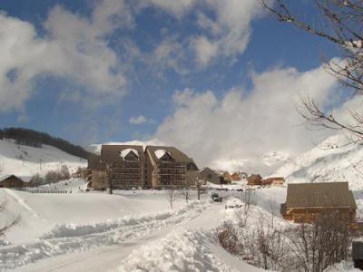 Location au ski Residence La Gardette - Réallon - Extérieur hiver