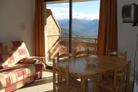 Location au ski Appartement 2 pièces 6 personnes - Residence La Gardette - Réallon - Porte-fenêtre donnant sur balcon