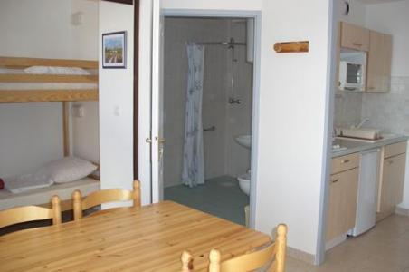 Location au ski Studio 4 personnes - Residence La Gardette - Réallon - Coin montagne