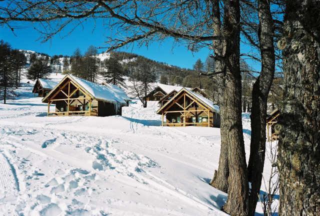 Location au ski Appartement 2 pièces mezzanine 6 personnes (2) - Chalet Les Pleiades - Risoul