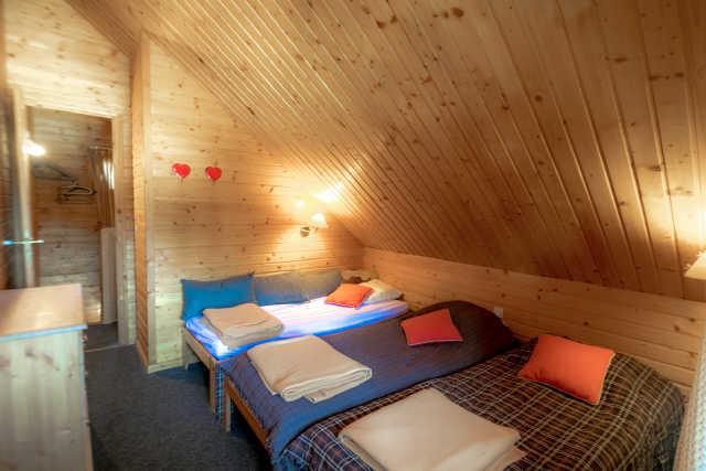 Location au ski Appartement 2 pièces mezzanine 6 personnes (17) - Chalet Les Pleiades - Risoul - Salle de bains