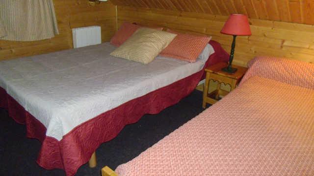 Location au ski Appartement 2 pièces mezzanine 6 personnes (2) - Chalet Les Pleiades - Risoul - Chambre