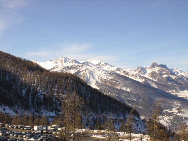 Location au ski Appartement 2 pièces mezzanine 6 personnes (2) - Chalet Les Pleiades - Risoul - Extérieur hiver