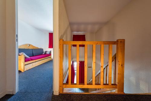 Location au ski Residence Castor Et Pollux - Risoul - Coin nuit