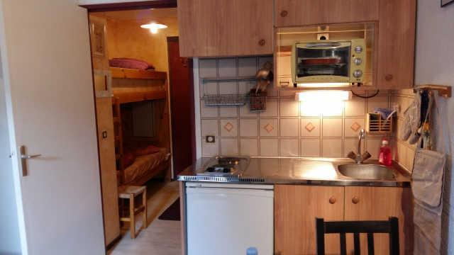 Location au ski Studio coin montagne 4 personnes (54) - Residence Edelweiss - Risoul