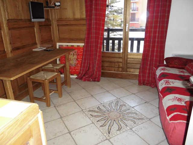 Location au ski Studio coin montagne 4 personnes (21) - Residence Edelweiss - Risoul