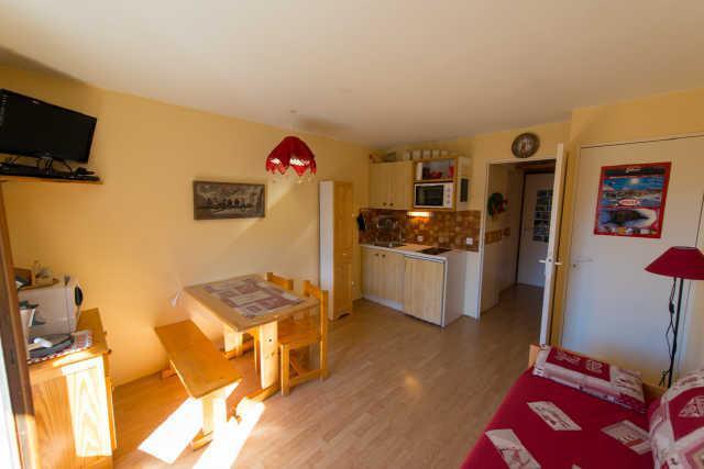Location au ski Studio coin montagne 4 personnes (312) - Residence Le Belvedere - Risoul