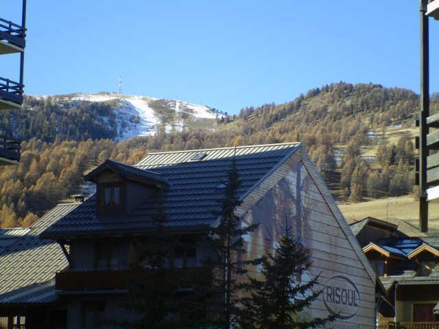 Location au ski Studio cabine 4 personnes (15C) - Residence Le Christiania - Risoul