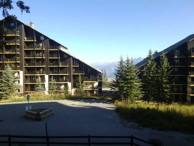 Location au ski Studio cabine 4 personnes (15B) - Residence Le Christiania - Risoul