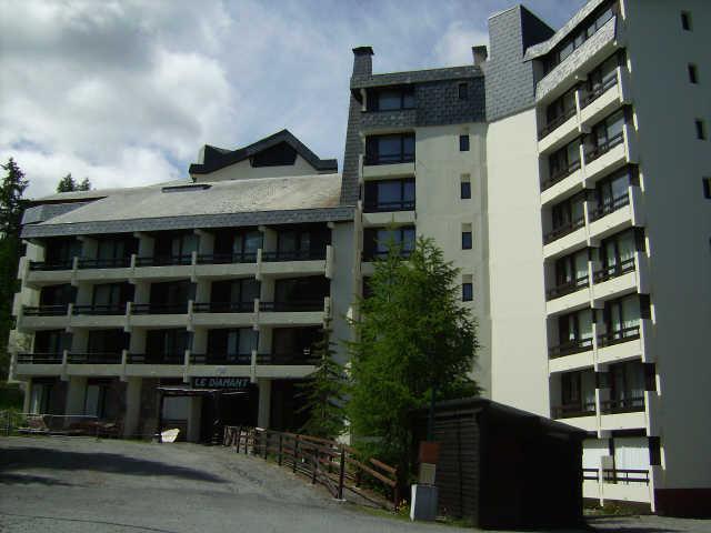 Location au ski Studio coin montagne 4 personnes (119B) - Residence Le Diamant - Risoul