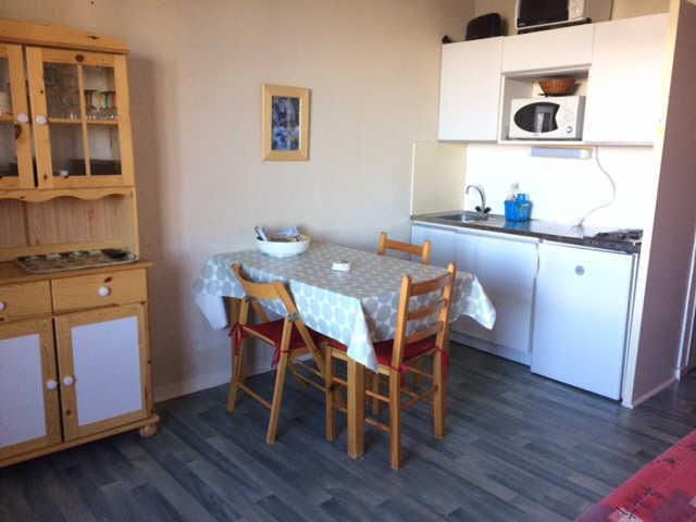 Location au ski Studio coin montagne 4 personnes (73C) - Residence Le Diamant - Risoul