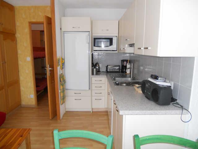 Location au ski Studio coin montagne 4 personnes (71C) - Residence Le Diamant - Risoul