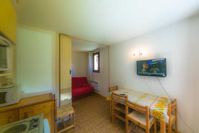 Location au ski Appartement 2 pièces 5 personnes (01B) - Residence Les Airelles - Risoul