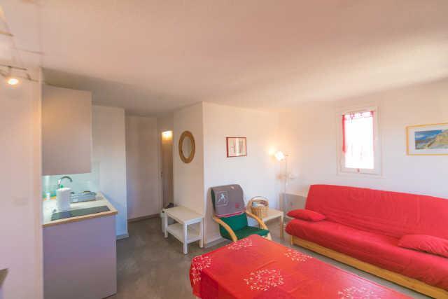 Location au ski Appartement 2 pièces coin montagne 6 personnes (67A) - Residence Les Airelles - Risoul