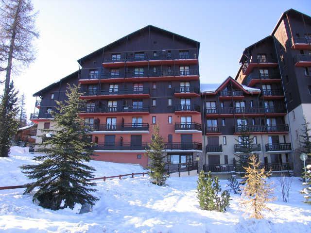 Location au ski Studio cabine 4 personnes (311D) - Residence Les Clematites - Risoul