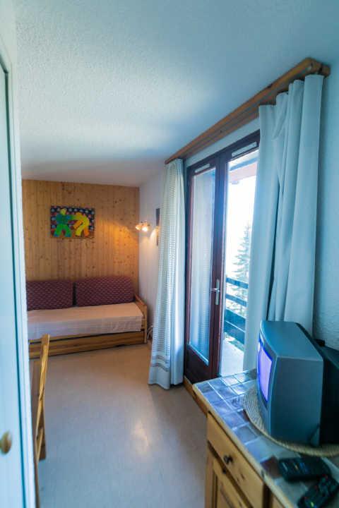 Location au ski Studio cabine 4 personnes (36B) - Residence Les Clematites - Risoul