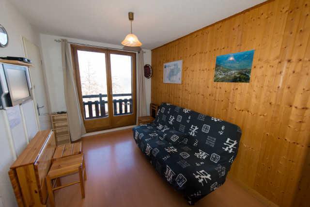 Location au ski Studio coin montagne 4 personnes (409) - Residence Les Clematites - Risoul