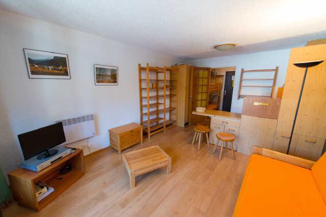Location au ski Studio coin montagne 4 personnes (813) - Residence Les Clematites - Risoul