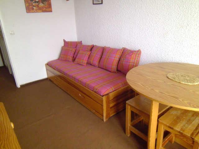 Location au ski Studio cabine 4 personnes (913) - Residence Les Florins Ii - Risoul