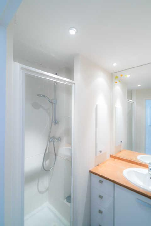 Location au ski Studio cabine 4 personnes (930) - Residence Les Florins Ii - Risoul