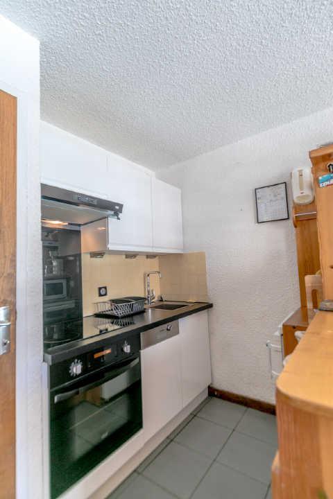 Location au ski Studio cabine 4 personnes (294) - Residence Les Florins Ii - Risoul