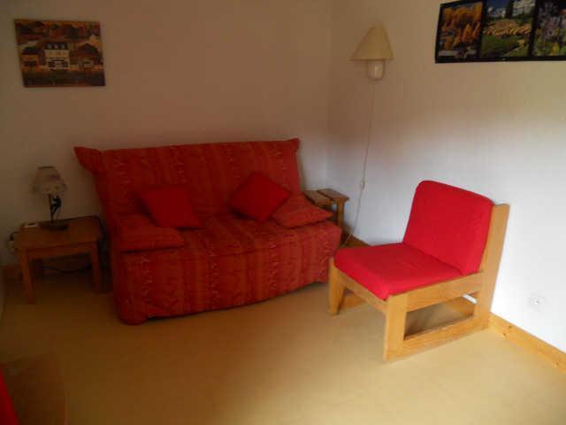 Location au ski Studio cabine 4 personnes (272) - Residence Les Florins Ii - Risoul