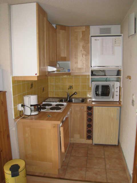 Location au ski Appartement 3 pièces cabine 6 personnes (51) - Residence Les Florins Ii - Risoul