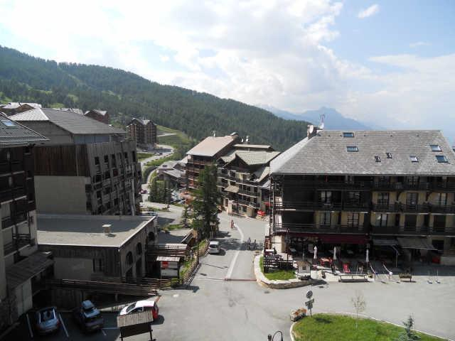 Location au ski Studio cabine 4 personnes (264) - Residence Les Florins Ii - Risoul