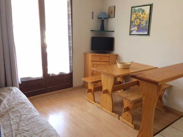 Location au ski Studio cabine 4 personnes (890) - Residence Soldanelles - Risoul