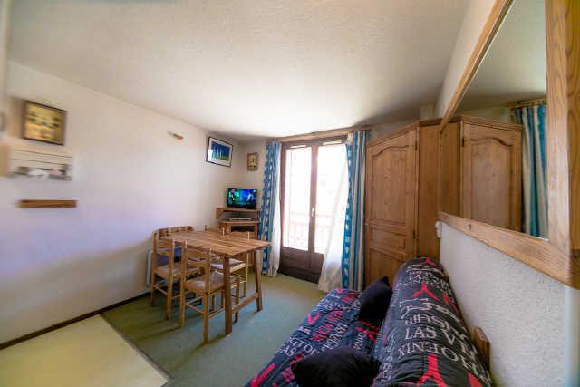 Location au ski Studio cabine 4 personnes (901) - Residence Soldanelles - Risoul