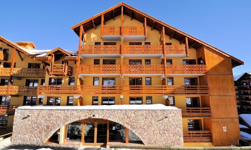 Аренда на лыжном курорте Résidence Antarès - Risoul