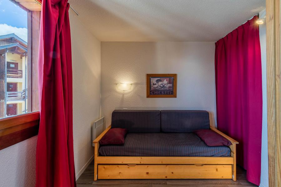 Location au ski Résidence Castor et Pollux - Risoul - Canapé-lit